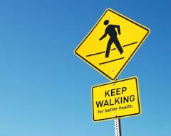 walking sign