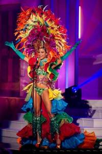 miss jamaica universe national costume