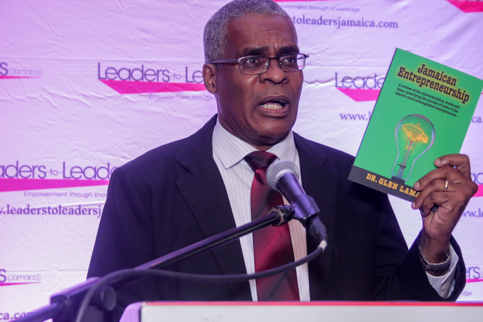 Jamaican Entrepreneurship Glen Laman 9789769569317
