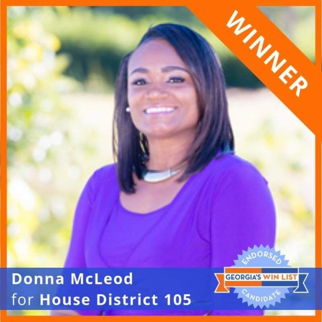Donna's Victory